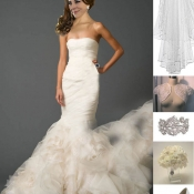 Thumbnail image for Wedding Dress Fit For A McQueen