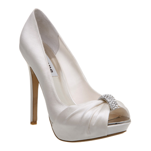 Dune Viva Wedding Shoes