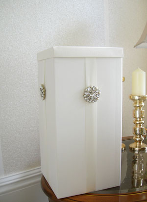 Post image for Wedding Post Box